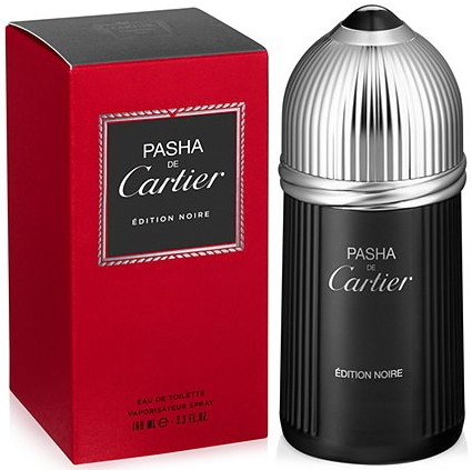 Pasha de Cartier Edition Noire — CARTIER