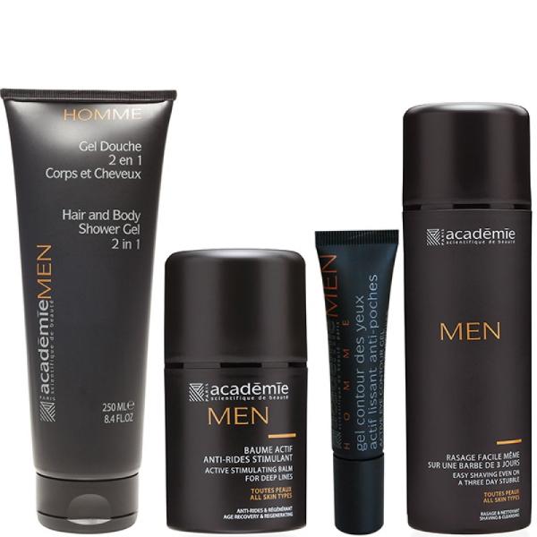Линия для ухода за мужской кожей Academie Men — ACADEMIE