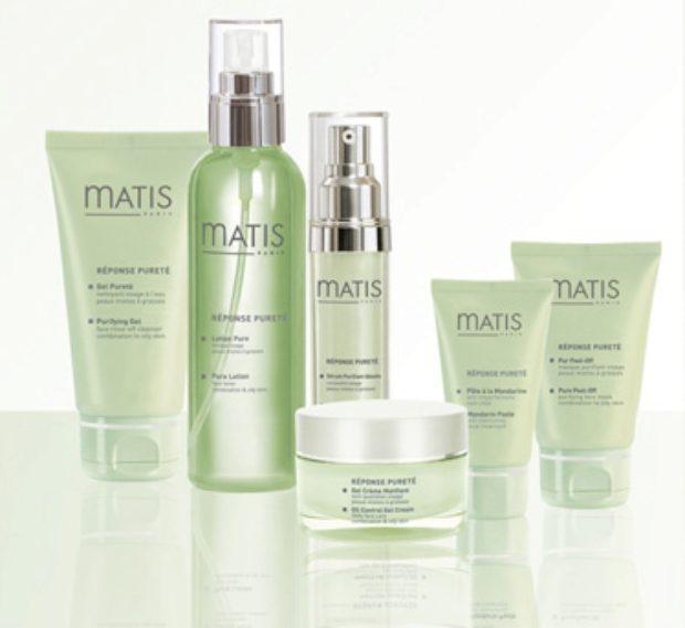 Линия для жирной кожи Reponse Purete — MATIS