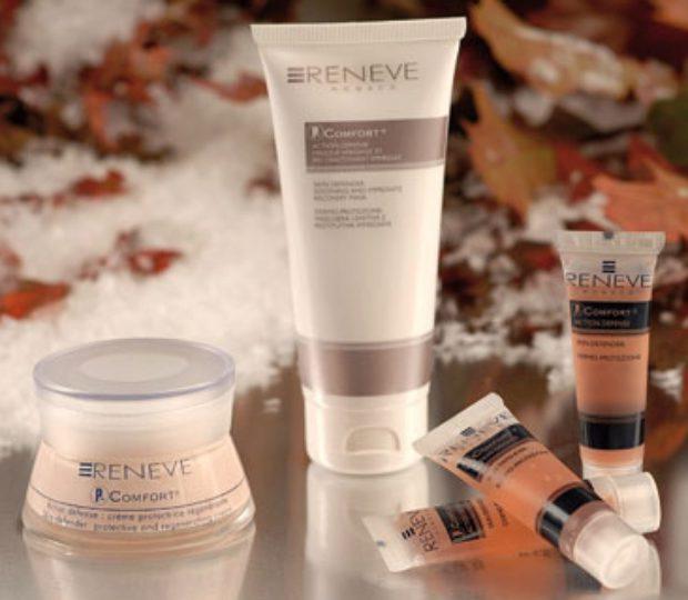 Антистрессовая линия для активной защиты и восстановления кожи P-COMFORT — RENEVE