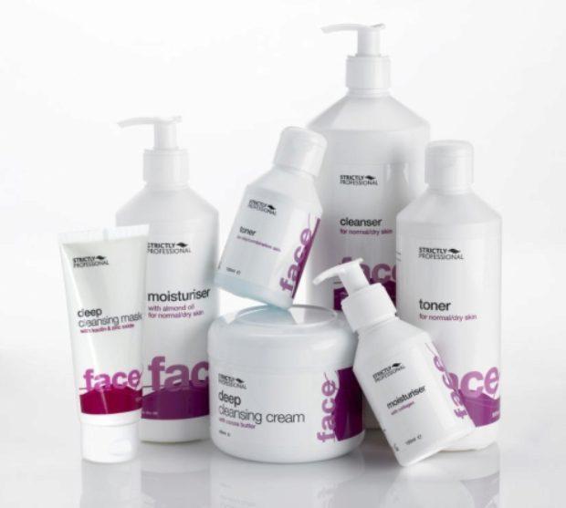 Линия Strictly Professional для сухой и нормальной кожи — BELLITAS
