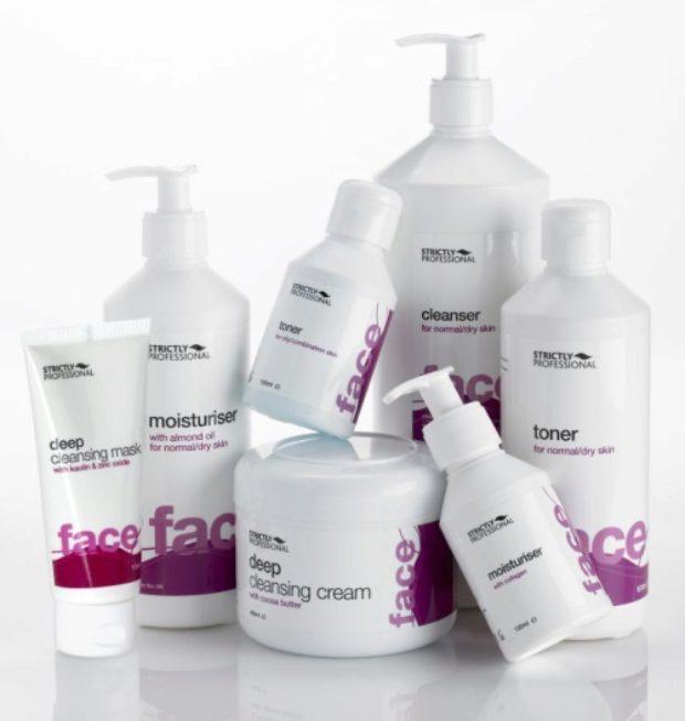 Линия Strictly Professional для жирной и комбинированной кожи — BELLITAS