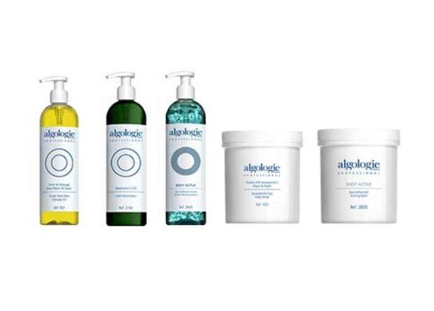 Косметические препараты для тела Body Active — ALGOLOGIE