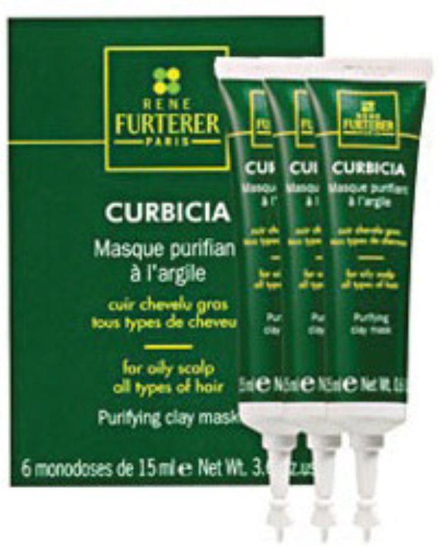 Линия по уходу за жирной кожей головы и волосами «Курбисия» CURBICIA — RENE FURTERER