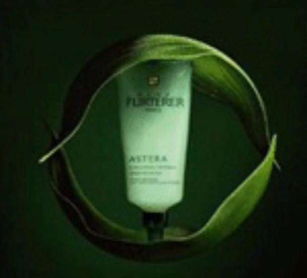 Линия средств ухода и лечения раздраженной и чувствительной кожи головы «Астера» ASTERA — RENE FURTERER