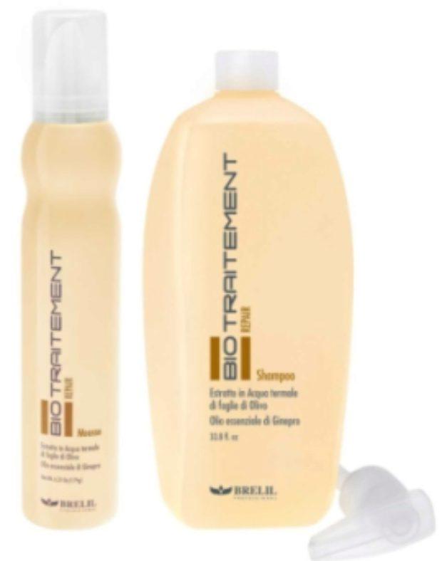 Линия восстановления волос REPAIR — BRELIL PROFESSIONAL
