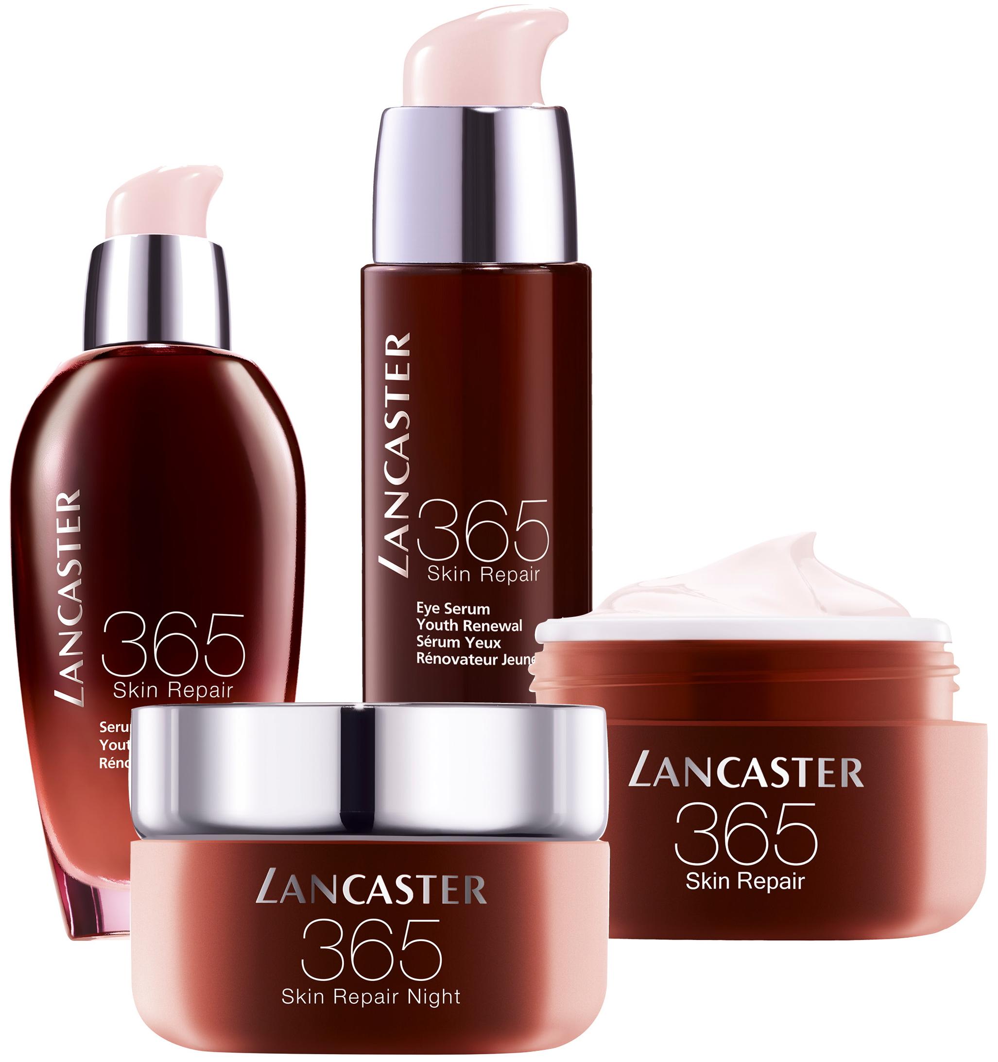 Линия для восстановления и защиты ДНК кожи 365 Skin Repair — LANCASTER