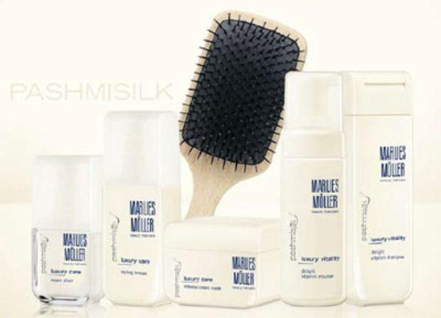 Линия интенсивного ухода за волосами и телом с использованием натуральных природных веществ пашмины и волокон шелка PASHMISILK — MARLIES MOLLER