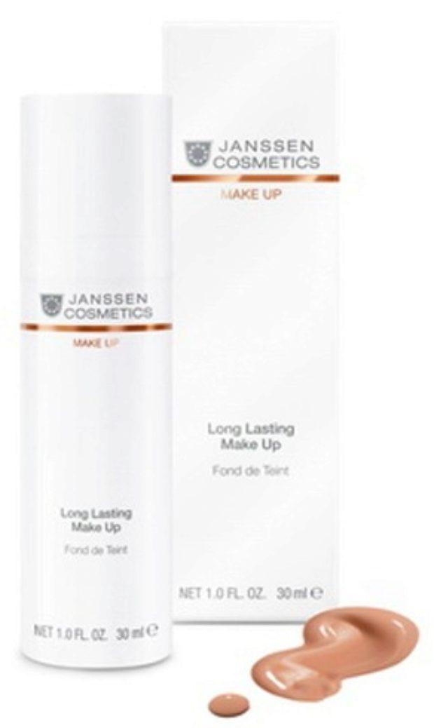 Средства для макияжа MAKE UP — JANSSEN COSMECEUTICAL