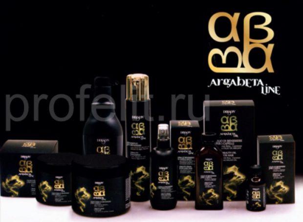 Восстанавливающая линия для волос с маслом арганы и бета-каротином ArgaBeta Line — DIKSON