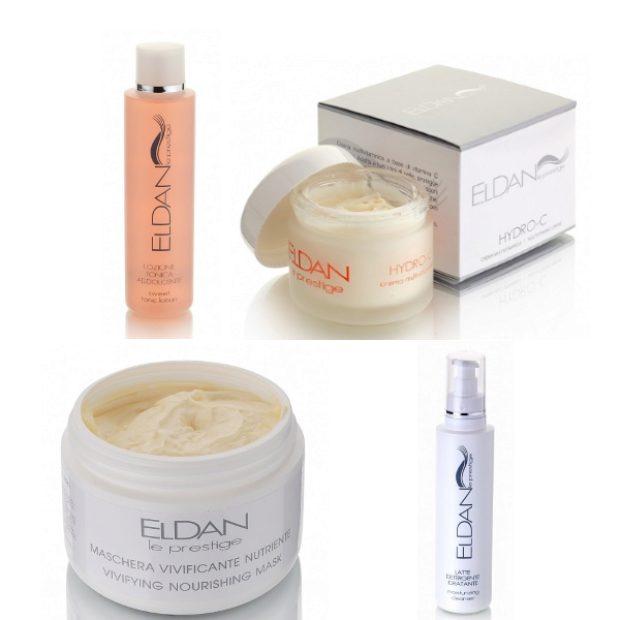 Линия для нормальной и сухой кожи — ELDAN
