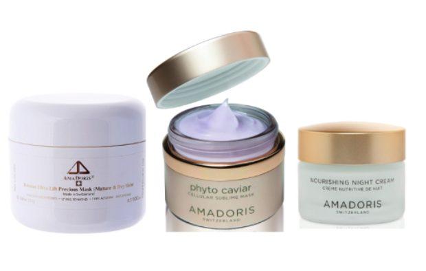 Линия для нормальной и сухой кожи — AMADORIS