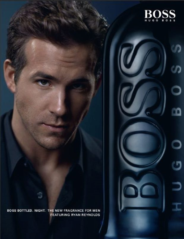 Boss Bottled Night — HUGO BOSS