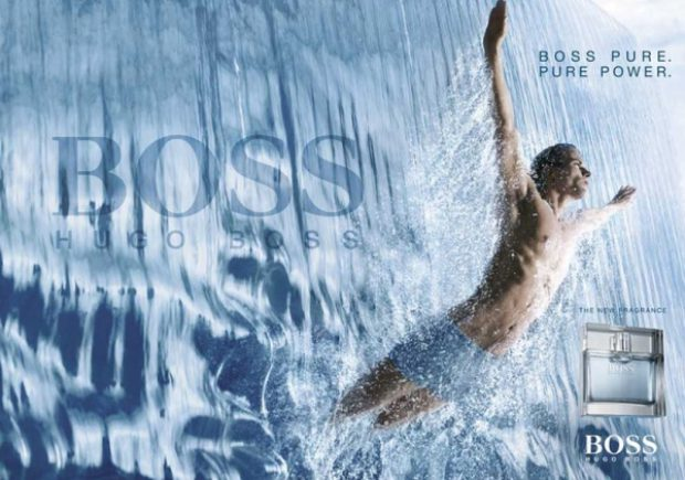Boss Pure — HUGO BOSS
