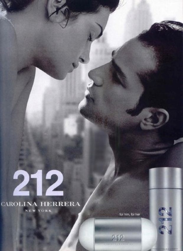 Carolina Herrera 212 for men — CAROLINA HERRERA