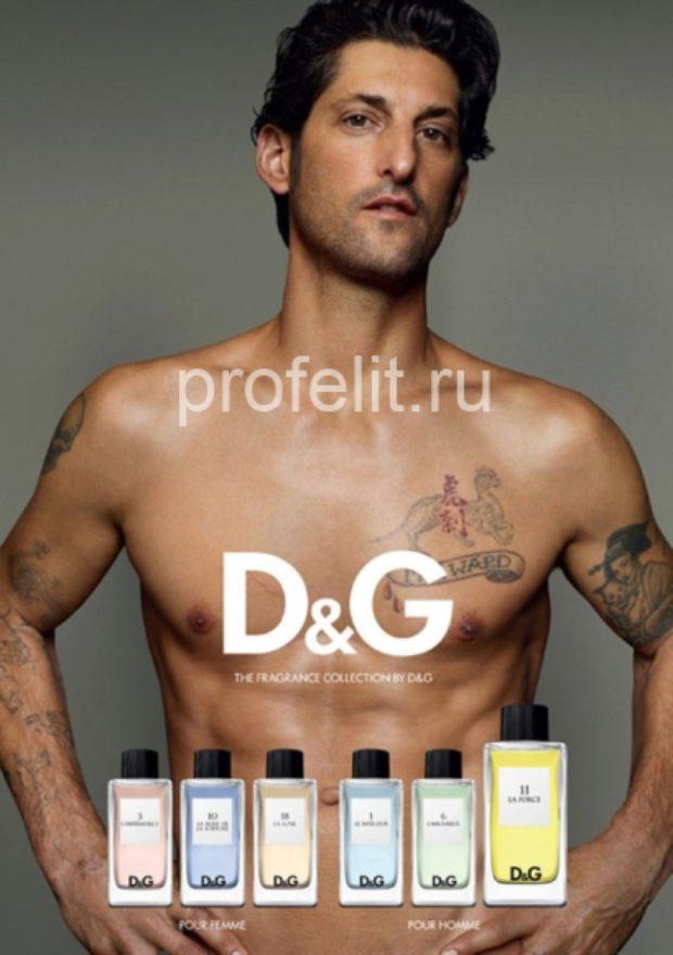Dolce&Gabbana 11 La Force — DOLCE&GABBANA