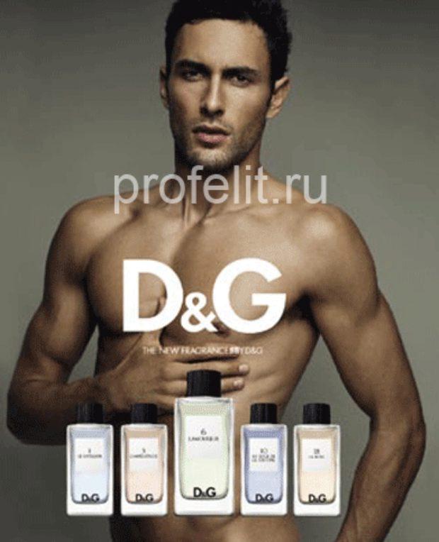 Dolce&Gabbana 6 L`Amoureux — DOLCE&GABBANA