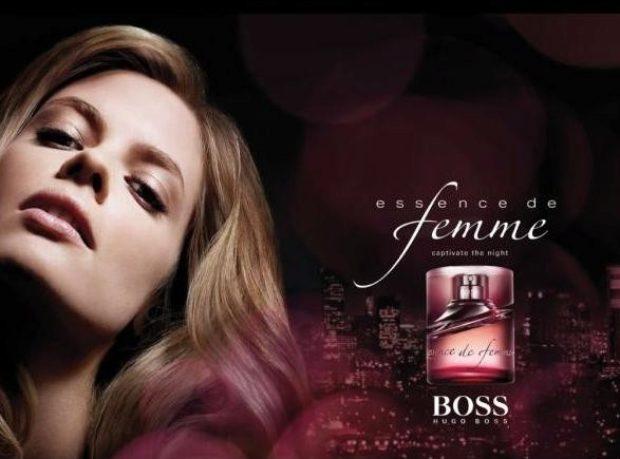 Boss Essence de Femme — HUGO BOSS