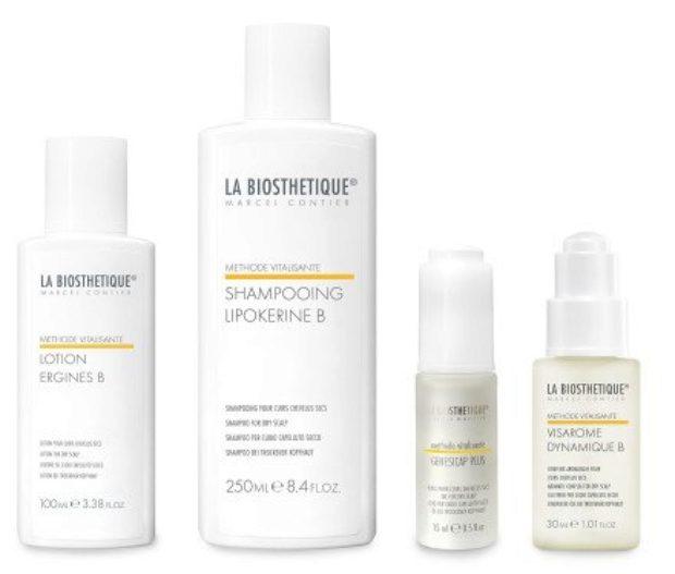 Оптимальный уход для сухой кожи головы METHODE VITALISANTE — LA BIOSTHETIQUE