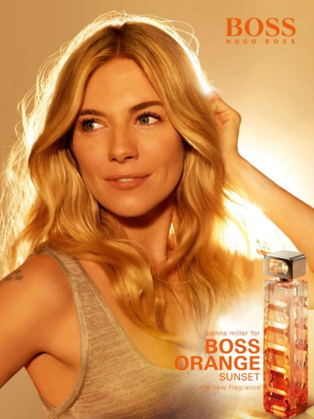 Boss Orange Sunset — HUGO BOSS