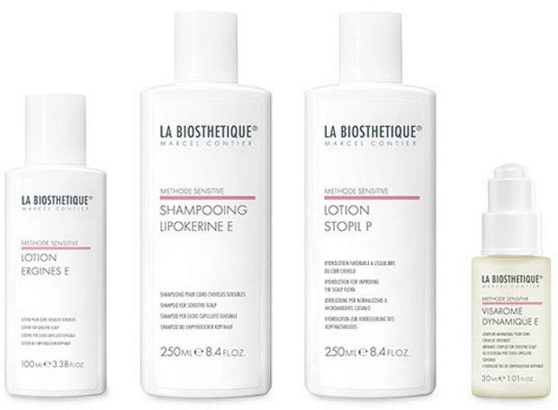 Нежный уход для чувствительной кожи головы METHODE SENSITIVE — LA BIOSTHETIQUE