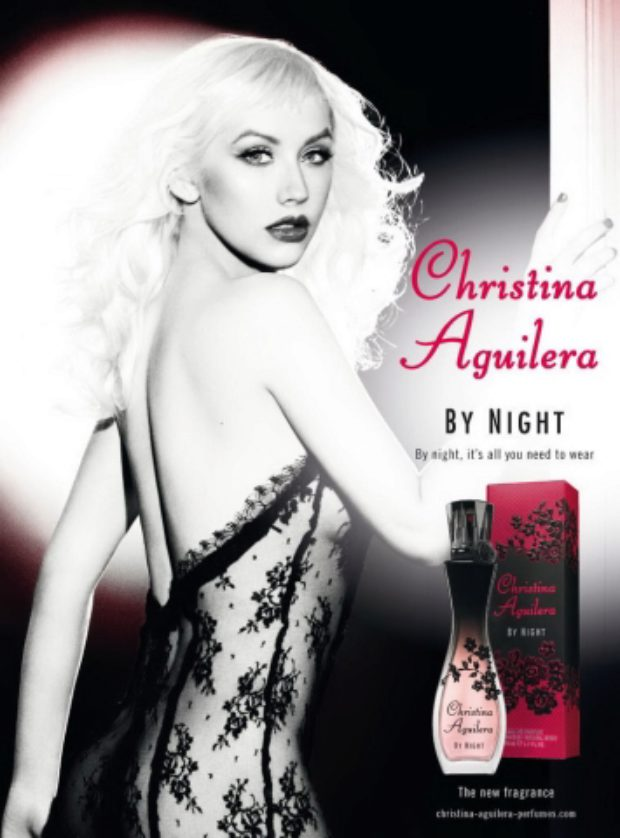 Christina Aguilera By Night — CHRISTINA AGUILERA