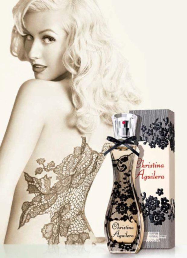 Christina Aguilera by Christina Aguilera — CHRISTINA AGUILERA