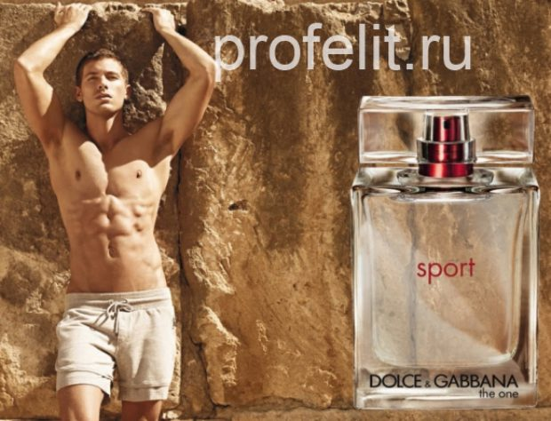 Dolce&Gabbana The One For Men Sport — DOLCE&GABBANA