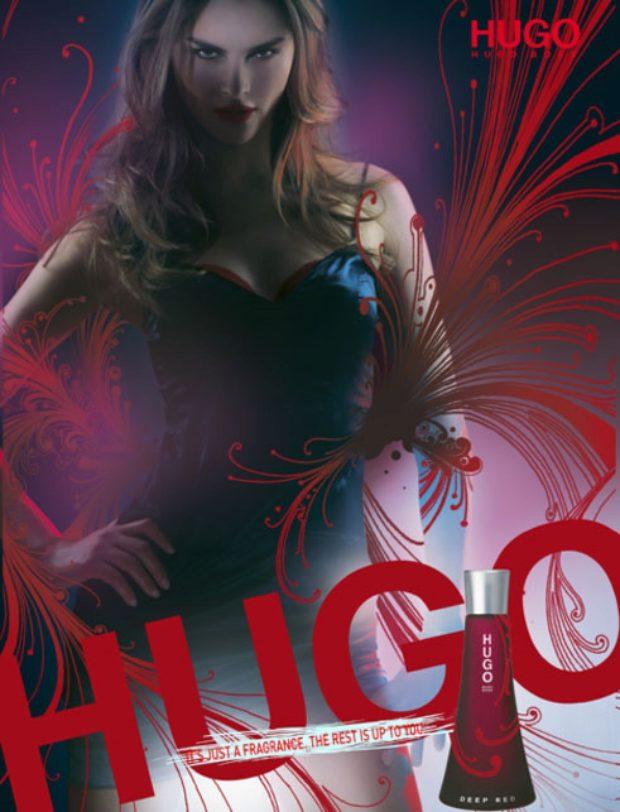 Hugo Deep Red — HUGO BOSS