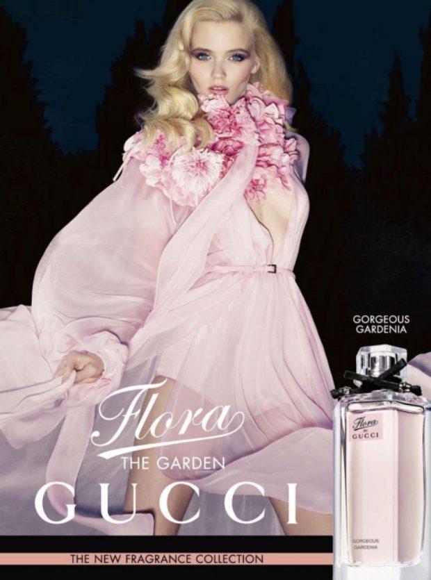 Gucci Flora By Gucci Gorgeous Gardenia — GUCCI