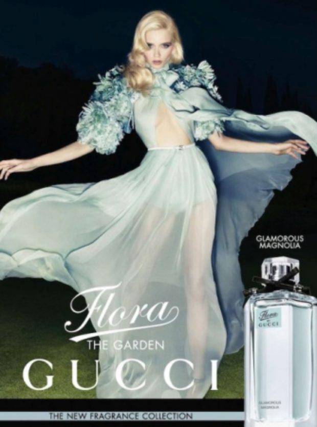 Gucci Flora By Gucci Glamorous Magnolia — GUCCI