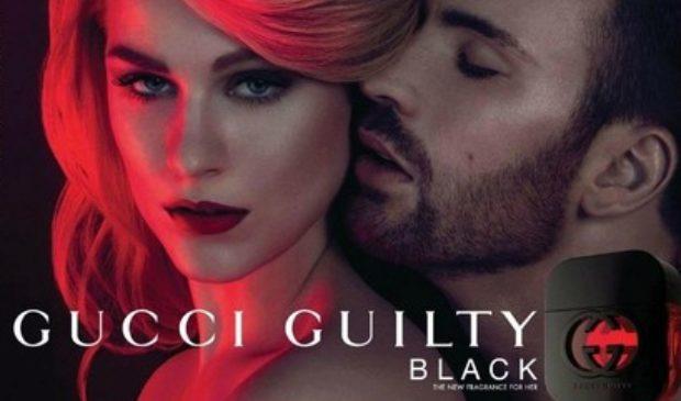 Gucci Guilty Black Pour Femme — GUCCI