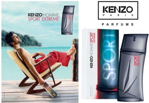Kenzo Homme Sport — KENZO