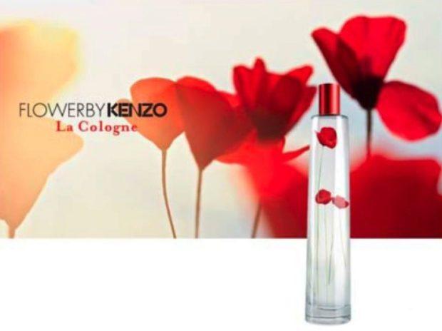 Kenzo Flower La Cologne — KENZO