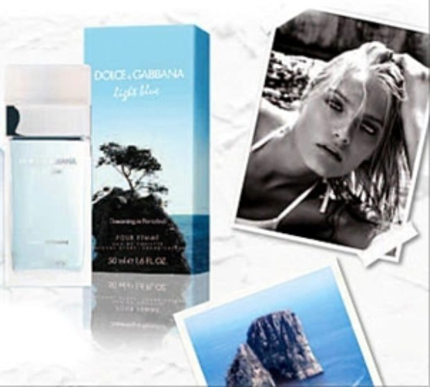 Dolce&Gabbana Light Blue Dreaming in Portofino — DOLCE&GABBANA