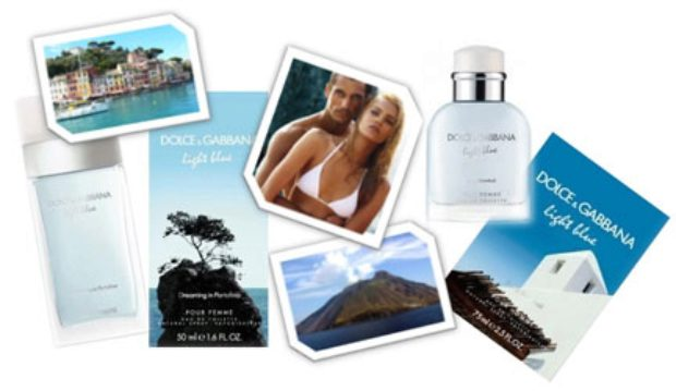 Dolce&Gabbana Light Blue Living Stromboli — DOLCE&GABBANA