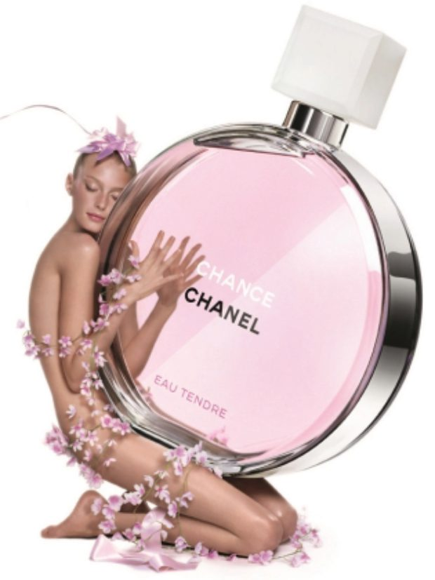 Chanel Chance Eau Tendre — CHANEL