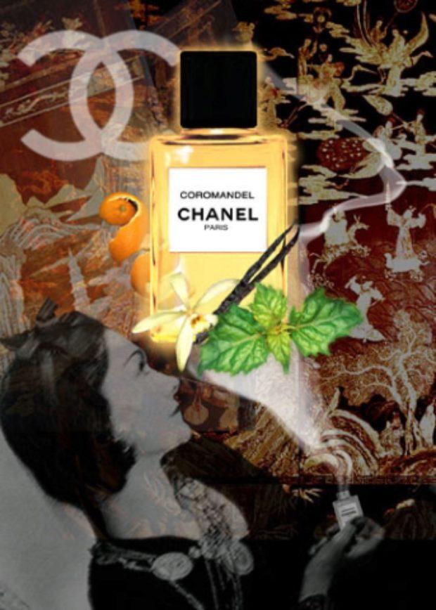 Coromandel Les Exclusifs de Chanel — CHANEL