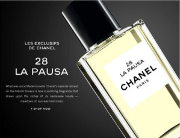 Chanel №28 La Pausa Les Exclusifs — CHANEL