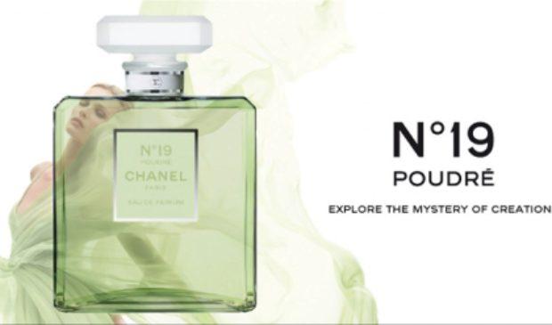 Chanel № 19 Poudre — CHANEL