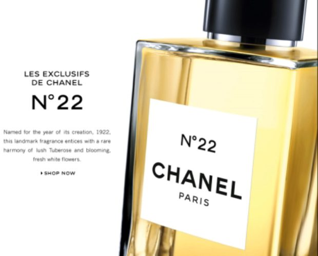 Chanel № 22 — CHANEL