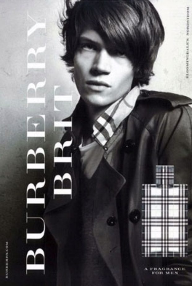 Burberry Brit For Men — BURBERRY