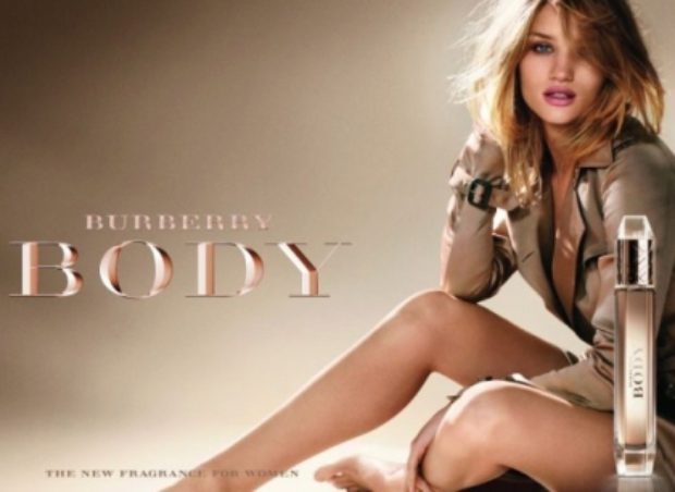 Burberry Body Intense — BURBERRY