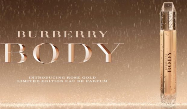 Burberry Rose Gold — BURBERRY