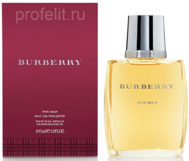 Burberry For Men — BURBERRY