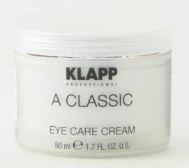 Крем уход для кожи вокруг глаз клапп